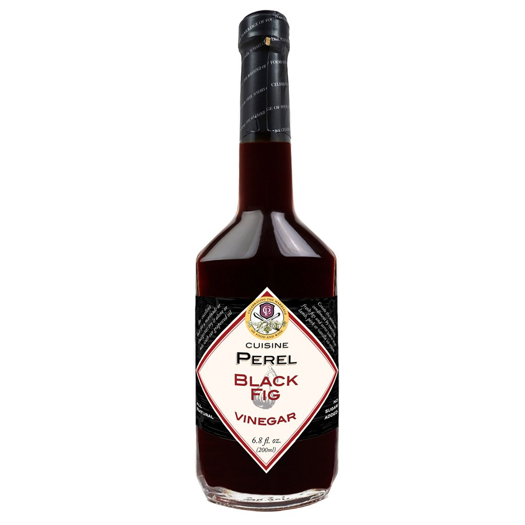 Cuisine Perel Black Fig Vinegar (6.5oz)