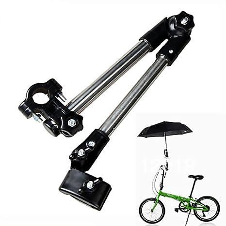 Amazon.com: DB @ Soporte de paraguas para bicicleta carriola ...