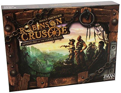Robinson Crusoe: Adventures on the Cursed Island