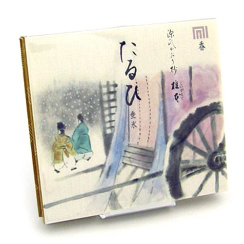 Shoyeido Genji Series Incense - Icicles - Series Incense