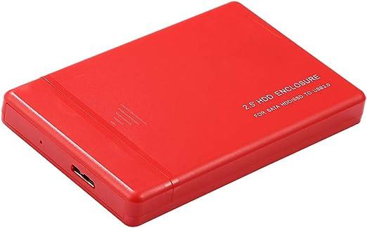 超薄 HDD 外付け 2.5インチ USB 3.0 ハードドライブ Windows Mac対応 - 2TB