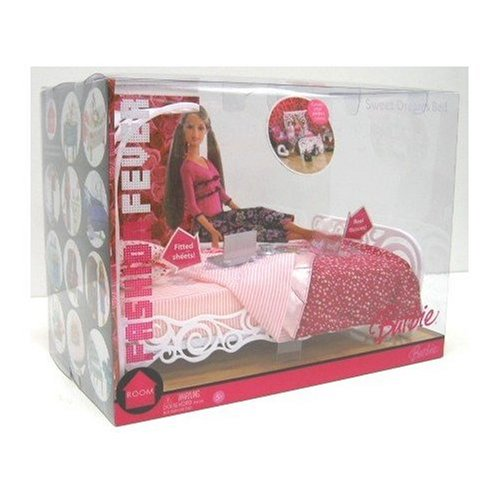 Astonishing Barbie Fashion Fever Sweet Dreams Bed Buy Online In Uae Download Free Architecture Designs Rallybritishbridgeorg