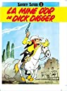 Lucky Luke, tome 1 : La mine d'or de Dick Digger par Morris