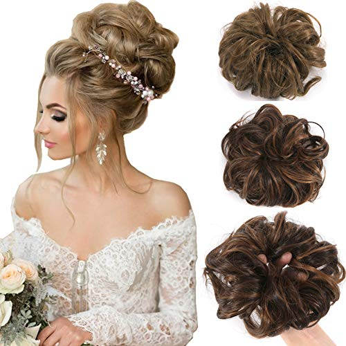 Extensions Chignons Scrunchie Scrunchy Hairpiece product image