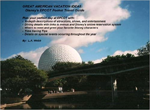 Great American Vacation Ideas: Disney's EPCOT Pocket Travel
