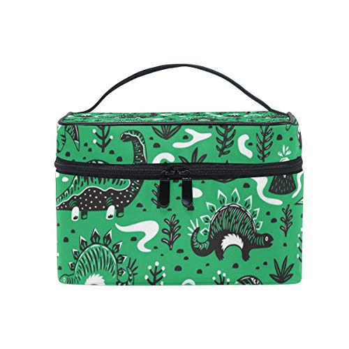 Green And Great Dinosaurs Party Travel Toiletry Bag