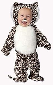 Peluche Leopardo Disfraz Niño S