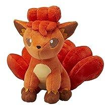Pokemon Center Original Plush Doll Vulpix / Goupix (Pokemon Go)