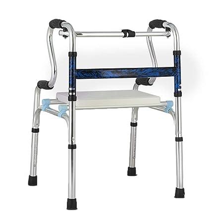 Walker Andador con Ruedas Andador, Anciano Discapacitado ...