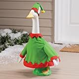 Elf Goose Outfit