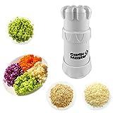 Satyam Kraft Garlic Chopper/Slicer Garlic Master For Your Kitchen With Free Free Garlic Peeler