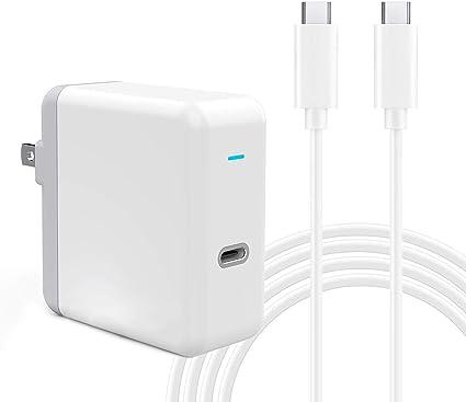 Amazon.com: Cargador USB C para iPad Pro 12.9, MacBook Pro ...