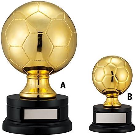 WIN Bronzes【ブロンズ】トロフィー サッカーボール VB-4547