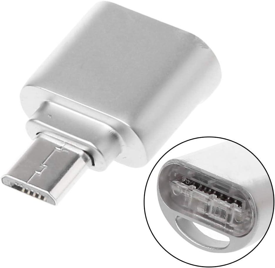 Seyouagan - Adaptador de Lector de Tarjetas SD USB para Smartphone, Tablet, Tarjeta Flash compacta: Amazon.es ...