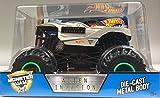 Hot Wheels Monster Jam Alien Invasion Vehicle