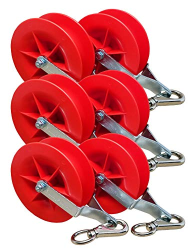 (Pulling Pal - Low Voltage and Network Cable Installation Pulley (6 Pack))