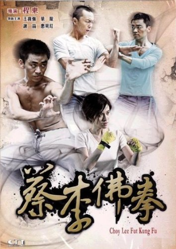 Choy Lee Fut Kung Fu DVD (Region 3 Import/ Non USA Region) (English Subtitled)