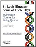 Swing Jazz String Quartets, Jeremy Cohen, 1890490741