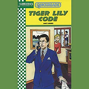 The Tiger Lily Code Audiobook