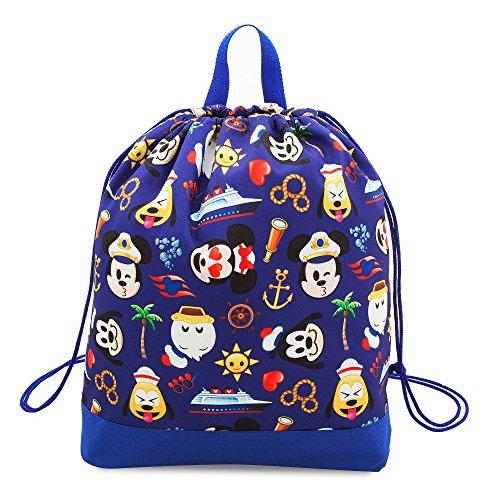 Disney Parks Disney Cruise Line Emoji Duffle Bag