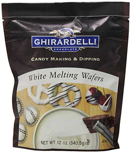 Ghirardelli Chocolate White Candy Making Wafers, 12 Ounce (3 - Chocolate Purple Chips