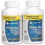 Member's Mark 200 mg Ibuprofen. (600 ct 2 ct.)
