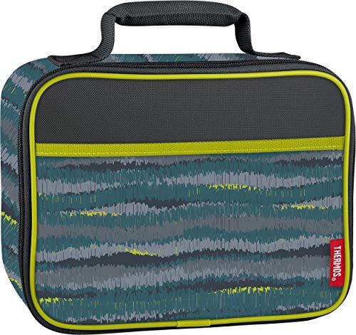 Thermos, Ikat Stripes-Boy Soft Lunch Kit, One Size