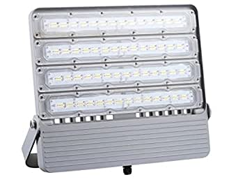 200W Slim LED Flood Light,Super Bright 23000 lumen,Daylight White(5000K),IP65 Waterproof for Outdoor,LED Floodlight