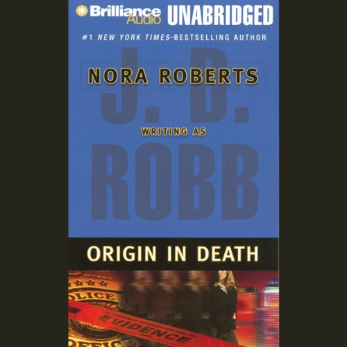 Origin in Death: In Death, Book 21 Audiobook [Free Download by Trial] thumbnail