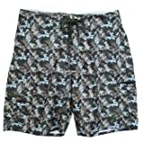 Calcutta CBS-GRNCAM-32 Board Shorts