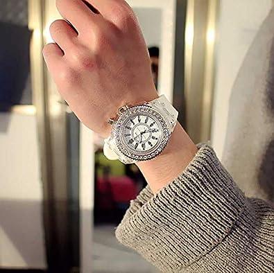 Amazon.com: Gogil LED Flash Luminoso Reloj Personalidad ...