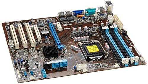 Asus ATX DDR3 1333 LGA 1150 Motherboard P9D-V (Motherboards 1150)