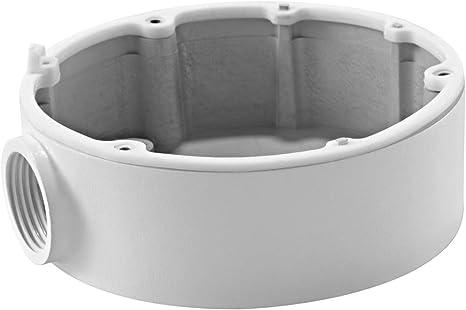 Opinión sobre Hikvision Digital Technology DS-1280ZJ-DM18 cámaras de seguridad y montaje para vivienda Monte - Accesorio para cámara de seguridad (Monte, Universal, Blanco, DS-2CD2112-(I), DS-2CD2132-(I), Aluminio, 101 mm)