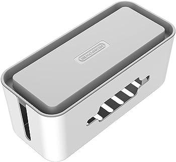 Ntonpower Power Strip Cover Cable Organizer Box