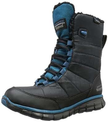 Amazon.com   Skechers Women's Synergy-Friction Snow Boot