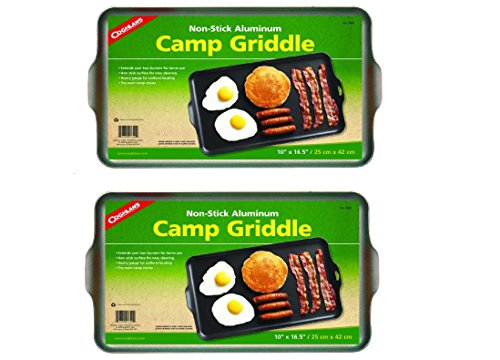 Coghlans-Two-Burner-Non-Stick-Camp-Griddle-165-x-10-Inches
