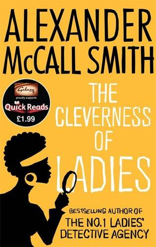 The Cleverness of Ladies - Book  of the No. 1 Ladies' Detective Agency
