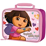 Thermos Soft Lunch Box, Dora The Explorer (Discontinued by Manufacturer)