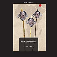 Heart of Darkness Audiobook by Joseph Conrad Narrated by Nakesha Patel
