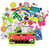 Ultimate Slime Kit Supplies Stuff for Girls Boys Making Slime [All in ONE Box] Kids can Make Unicorn, Glitter, Cloud, Rainbow Slimes and More. Includes Glue and Full Instructions.