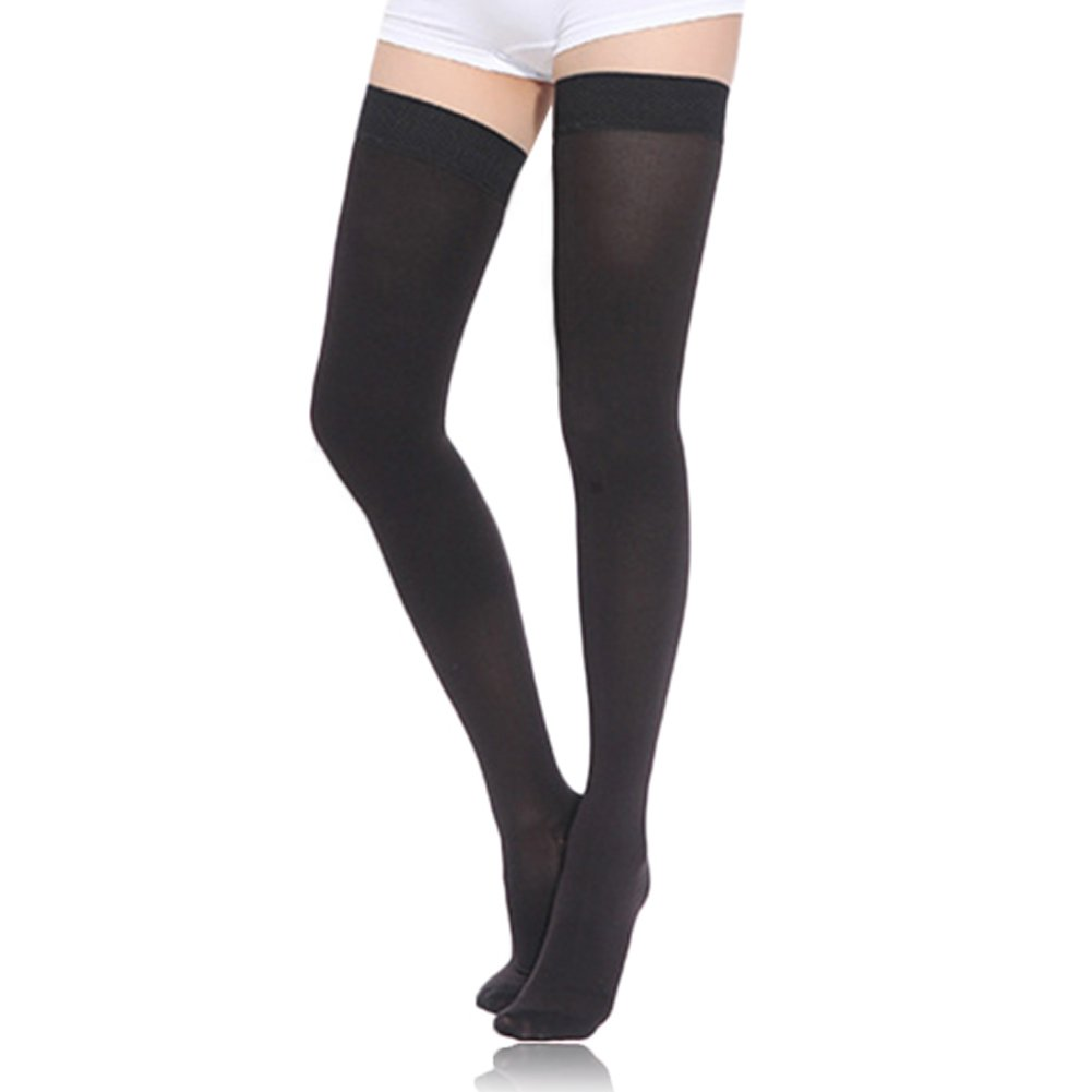 Details about  /New Music Legs 4780 Nurse Medic Thigh High Stockings