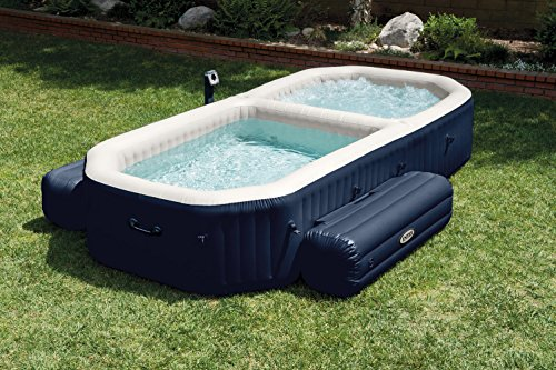 Price comparison product image Intex PureSpa Bubble Hot Tub and Pool Set