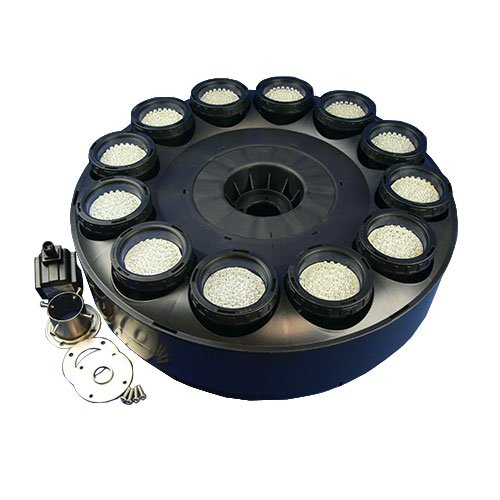 720 LED Floating High Power Fountain Pump and Light Ring, RGB Color Changing