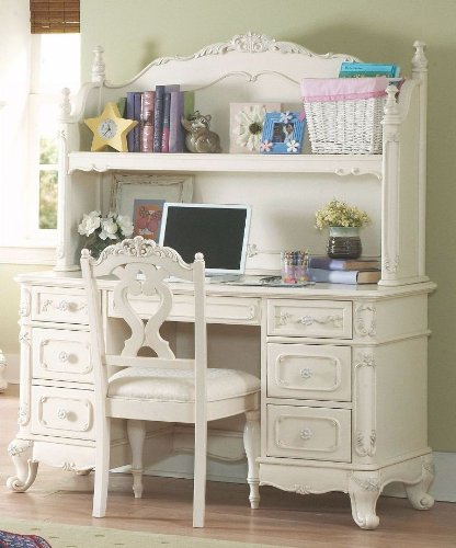 Cinderella Youth Writing Desk w/ Hutch - ()