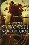 Narrenturm par Sapkowski