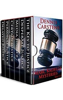 Marc Kadella Legal Mysteries Vol 1-6 (Marc Kadella Series) by [Carstens, Dennis]