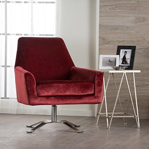 Modern Swivel Club Chair - 1