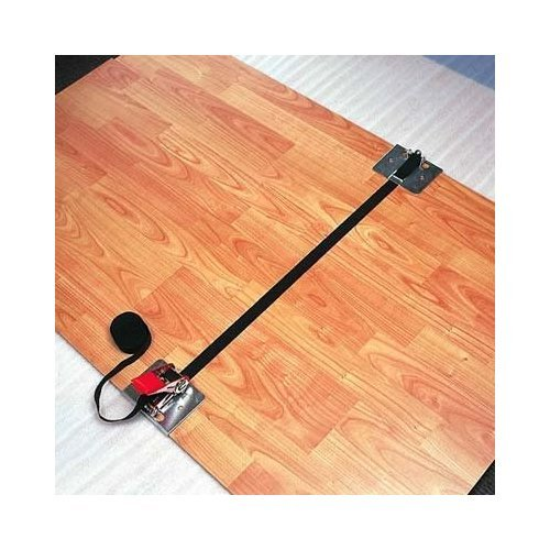 Unika CL1PACK-AZ Pro Tension Strap for Solid Wood Flooring, Black
