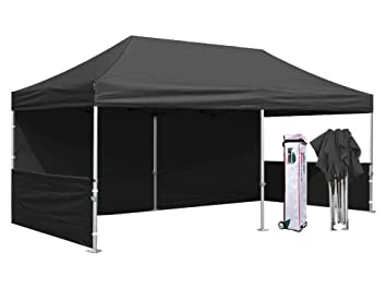 Professional 10 X 20 Pop up Canopy Fair Tent Event Canopy Instant Party Gazebo High Commercial  sc 1 st  Amazon.com & Amazon.com: Professional 10 X 20 Pop up Canopy Fair Tent Event ...
