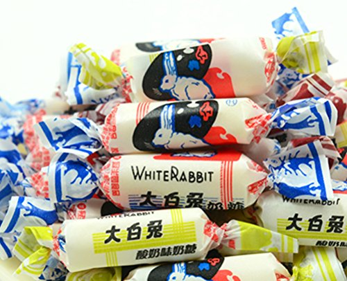 (White Rabbit Mixed Tastes Creamy Candy 114g (4 Oz), Milky Sweets, Specialty, Snack, Food)